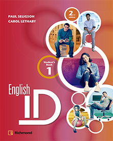 English ID 1 2nd edition Students Book - miniatura (223x279)